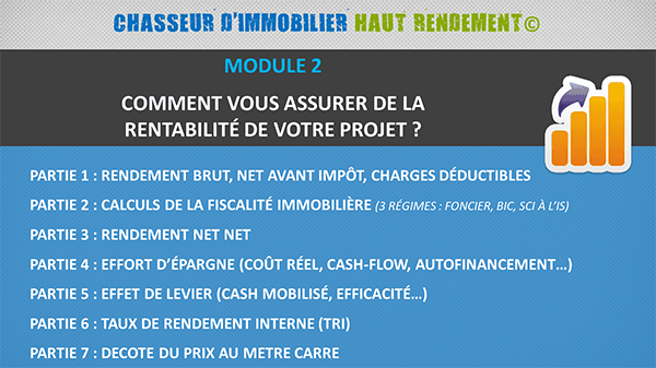 Module2-Chasseur Formation Immobilier