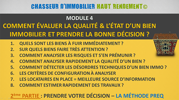 Module4-Chasseur Formation Immobilier