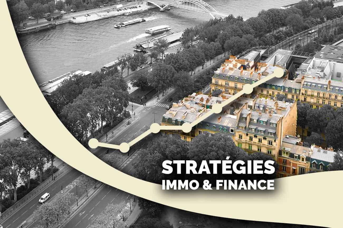 Stratégie immobilier haut rendement - retraite rentable