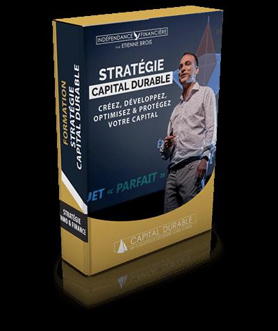 Stratégie capital durable etienne brois