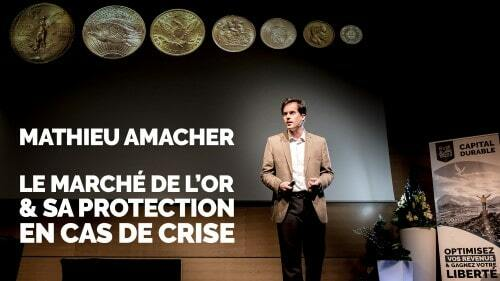 Mathieu Amacher la protection de l'or GODOT & FILS