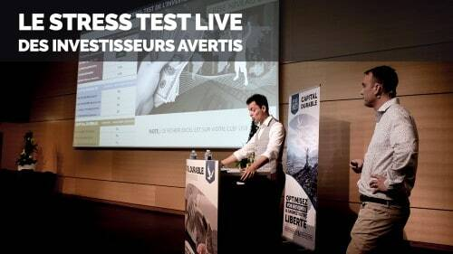 Etienne BROIS - STRESS TEST