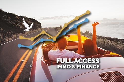 Full access immobilier et finance