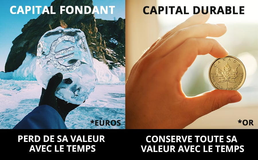 Capital fondant et capital durable