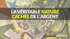 nature cachee argent systeme monetaire